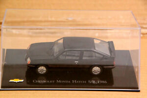 Altaya-1-43-Chevrolet-Monza-Hatch-S-R-1986-Diecast-Cars-Models-Collection-IXO