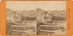 Pesanti Vista Generale Basilique Foto Viron Stereo Vintage Albumina Ca 1880