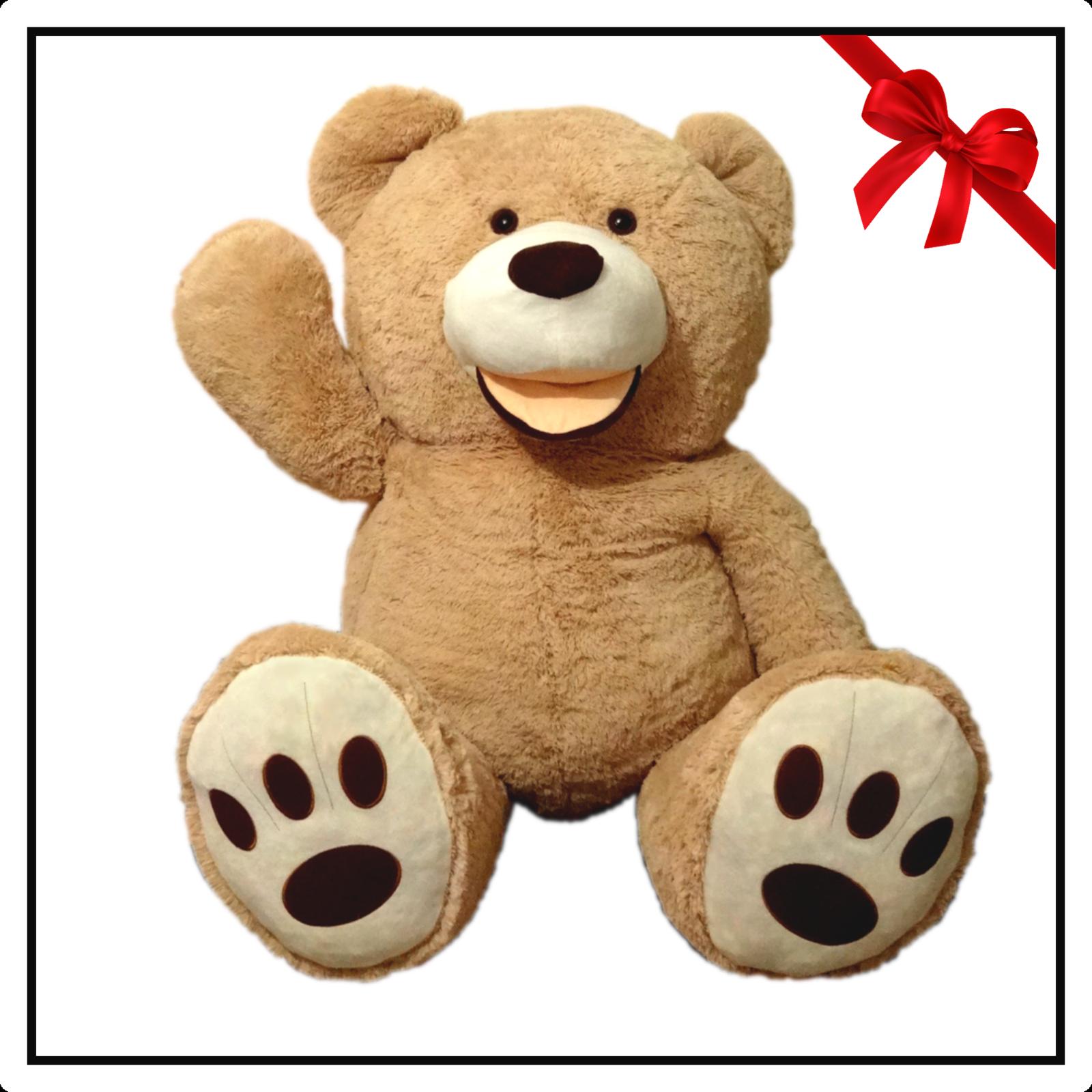 Peluche Orso Gigante 3 metri  Teddy Bear Orsetto Grande XXL Regalo San Valentino