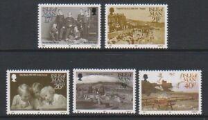 Isle-of-Man-1991-Manx-Photography-set-MNH-SG-464-8