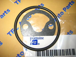 Chevy GMC 4.3 Engine Oil Filter Adapter Gasket Kit OEM ...