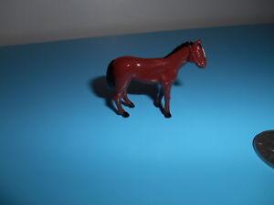 Dinky Spielzeug Pferd Braun Pferdebox Race Horse Träger Ref 979 981 Attraktive Designs; WohltäTig b12