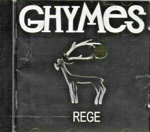 Ghymes-Rege-CD-1998-Hungarian-Import-UK-FREEPOST