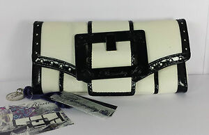 PURSONALITY-Lovely-Ladies-Wallet-with-Mirror-in-White