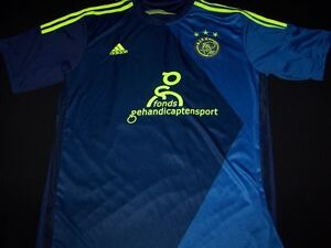 2d2143f835b Image is loading Ajax-Amsterdam-Soccer-Jersey-FC-Football-Club-Adidas-