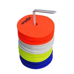 Floormarker-SET-Markierungsteller-Markierungsscheiben-Floor-Marker-48-Stueck