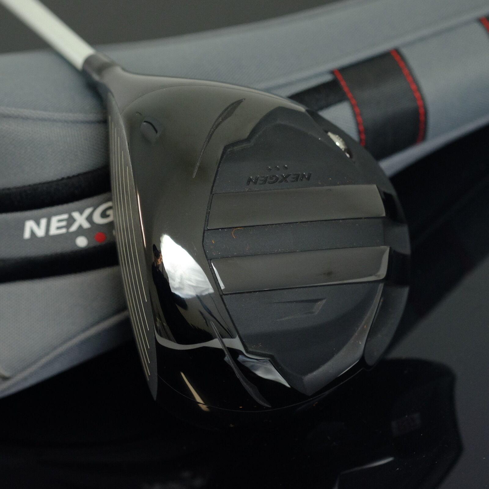 GP NexGen Jet Negro (9.5) Nspro regio Fórmula Tipo S55 (s)  280621000