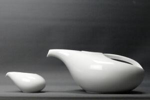Rosenthal-Studio-Line-034-Drop-034-Luigi-Colani-Teekanne-Milchkaennchen