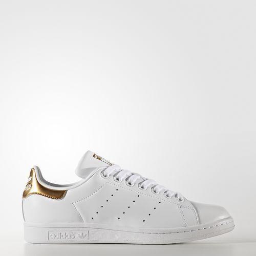 BB5155 Originals Stan Smith  Hombre Mujer Unisex Zapatos  Smith Blanco Oro 6fa3c8