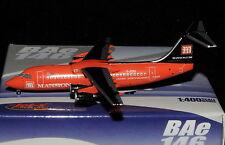"JET-X 1/400 Bae-146-200 FLYBE ""MANSION"" G-JEBG"