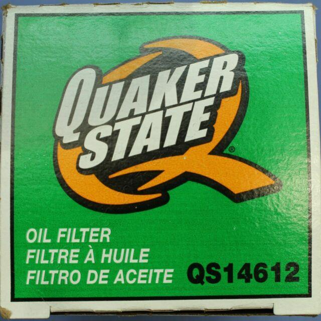 Quaker State Oil Filter For 94-00 ACURA INTEGRA 01-18 MDX