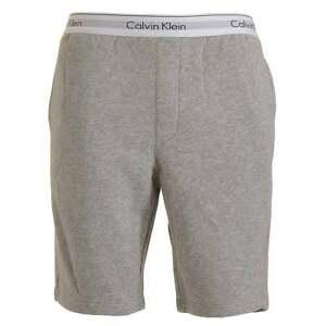 official photos cbcac 3a9fc Details about Calvin Klein Modern Cotton Shorts, Heather Grey
