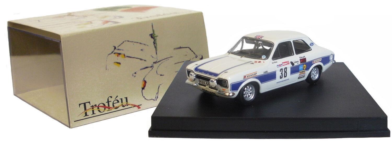 Trofeu 531 FORD ESCORT RS 2000 vincitore TOUR della Gran Bretagna 1974-R Clark scala