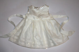 7c7ad3bdc543 Baby Girls Cinderella Brand Fancy Easter Dress Formal White 12 M ...