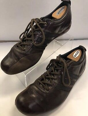 meet 79c17 a3528 Adidas Porsche Design Driving Shoes Mens 12 Brown 675001 RARE | eBay