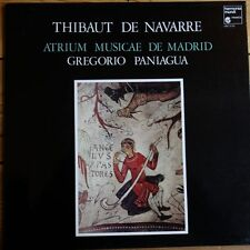 HM 1016 Thibaut de Navarre / Atrium Madrid / Gregorio Paniagua HP LIST