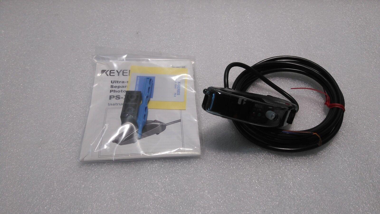 KEYENCE, New   PS-X28   Photoelectric Sensor
