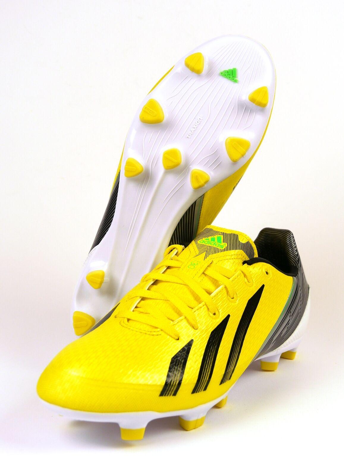 Adidas F30 TRX FG J Football Boots Size 38 2 3 NIP