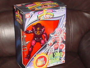 MIGHTY-MORPHIN-POWER-RANGERS-RHINO-BLASTER-DELUXE-EVIL-SPACE-ALIENS-NEW-I-B