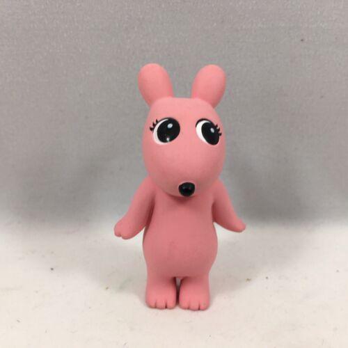 Dreams Sonny Angel Flower Series Secret Robby Angel Mini figure Light Pink 1//144