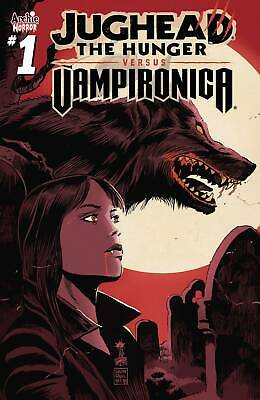 Vault 35 Jughead Hunger Vs Vampironica #2 Cover C NM 2019 Archie