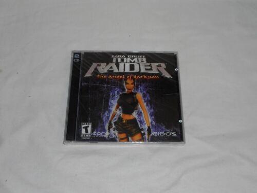 1 of 1 - Lara Croft Tomb Raider The Angel of Darkness PC Game Eidos 2003