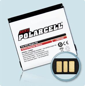 PolarCell HTC SAPP160 35H00119-00M BA-S350 High-Performance Battery 1400mAh
