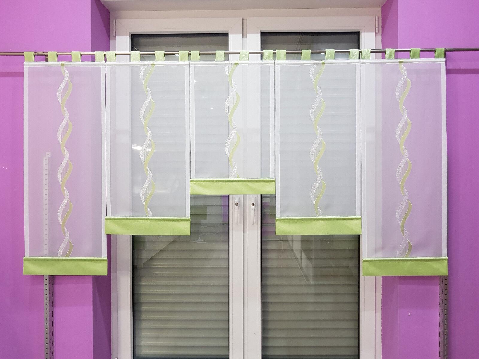 Küchen gardinen , Modern, Gardinen set Nr.199