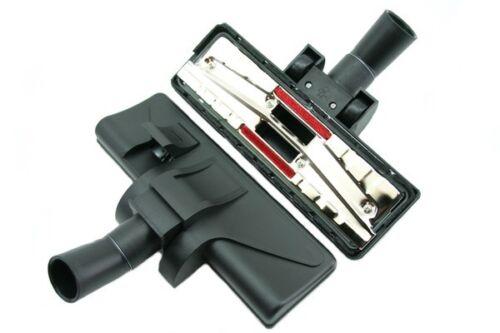 Kombidüse commutable 35 mm Convient pour Miele S 446i Black Jewel