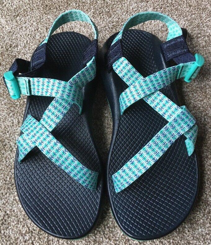 Chaco Z1 Classic Sandals - Women's 8 - Wintergreen - New