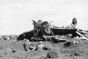 WWII Photo Iwo Jima Airfield US Marines WW2 USMC World War ...  Usmc