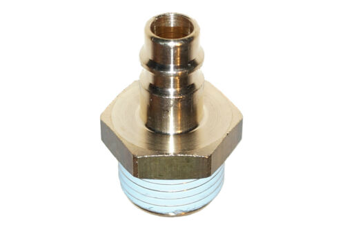 """Kupplungsstecker Einstecktülle Druckluftkupplung Einstecknippel 1//4/""""  NW7,2"""