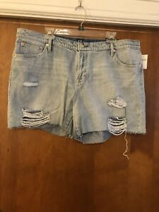 Shorts Nwt Distressed Denim Shorts Shorts Distressed r8OqnwrT