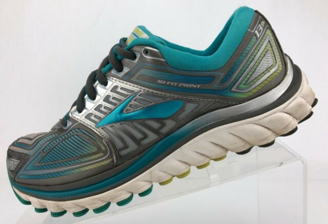 8eb6ee781f75a Brooks Glycerin 13 Running Shoes G13 Multi Color Training Sneakers Womens 7  B