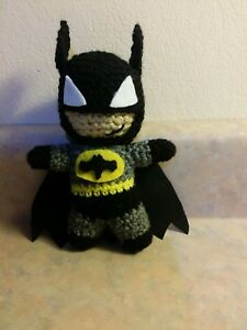 43 Free Batman Amigurumi Pattern Collection Pictures - Page 30 of ... | 300x225