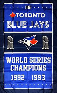 Toronto-Blue-Jays-World-Series-Championship-Flag-3x5-ft-Blue-Banner-Man-Cave