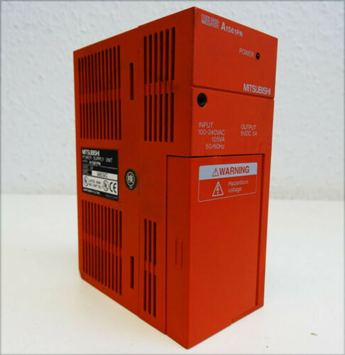 Mitsubishi A1S61PN 5V DC 5A Power Supply Unit Netzteile used