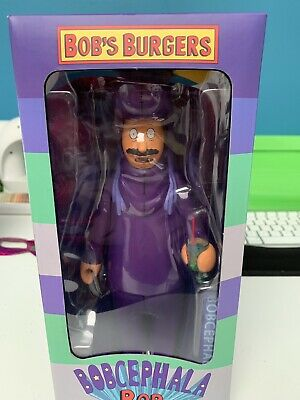 "Kidrobot x Bob/'s Burgers Bobcephala Medium 7/"" Vinyl Figure Mint in Box"