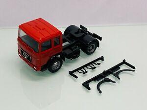 Herpa Man f8 diesel szm 2-alineación rojo sin OVP
