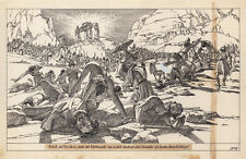 RAIDERS OF THE LOST ARK Ralph McQuarrie ARK OF COVENANT Art Print INDIANA JONES!