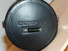 OLYMPUS OM ZUIKO 200mm F4 LENS CASE
