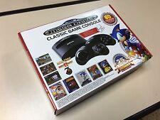Sega Mega Drive Classic Mini Game Console NEW  80 Games   2 Wireless Controllers