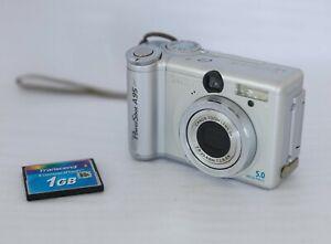 CANON POWERSHOT A95 5.0MP appareil photo numérique