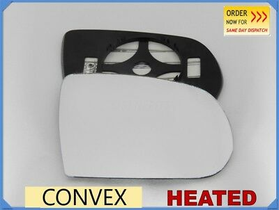 JEEP CHEROKEE XJ 1997-2001  WING MIRROR GLASS HEATED CONVEX RIGHT OR LEFT