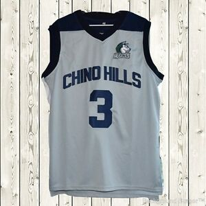 e6fc022bfe85 Image is loading Liangelo-Ball-3-Chino-Hills-Basketball-Stitched-Jersey-