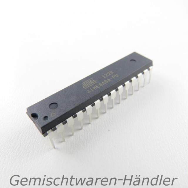 IC ATMEGA8A-PU ATMEGA8 atmega 8 to 16 MHz 8KB Memory ATMEL AVR Arduino DIP 28