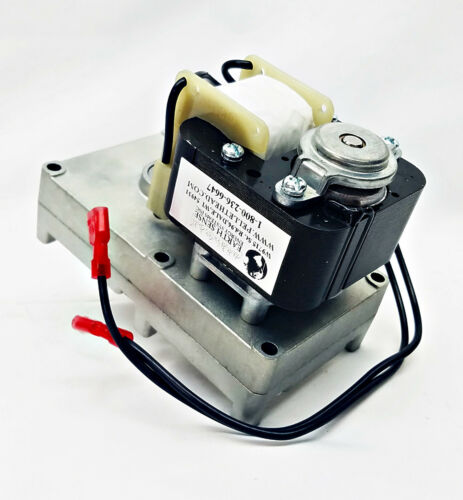 6033, 6035, 6037, 6039, 6039i, 6039T, 6039HF Auger Motor 4 RPM, 80456PH-CW4H