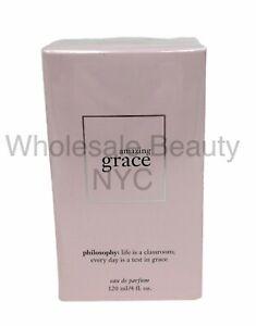 Philosophy Amazing Grace Eau de Parfum Spray - 4 Oz/120ml - NEW in BOX