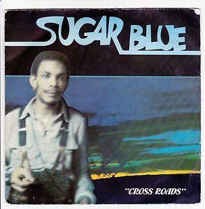 SUGAR-BLUE-Vinilo-45T-7-034-CROSS-ROADS-PONTIAC-SHED-NO-LAGRIMAS-SOUND-3501