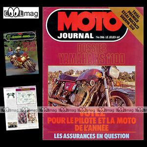 Adaptable Moto Journal 386 Andre Malherbe Daniel Pean Paris-dakar Bultaco Sherpa 350 1978